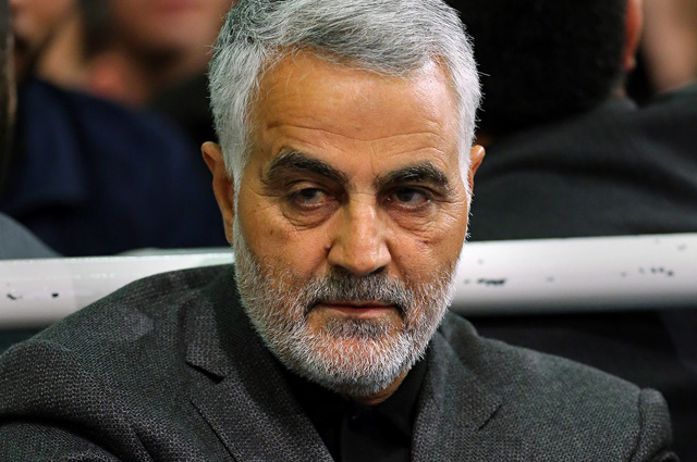 Касем Сулеймани.