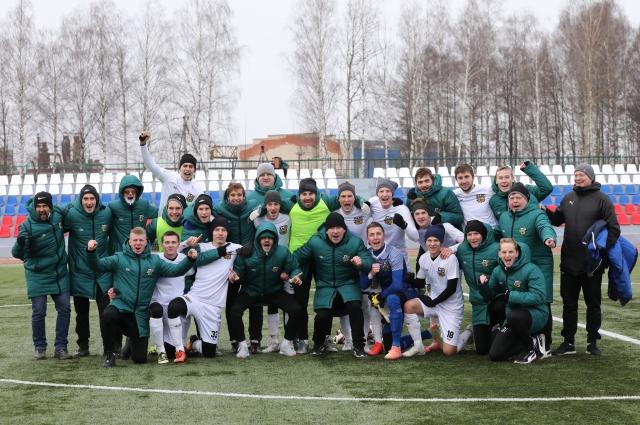 Молодежная команда «Волны» - чемпион Нижегородской области.