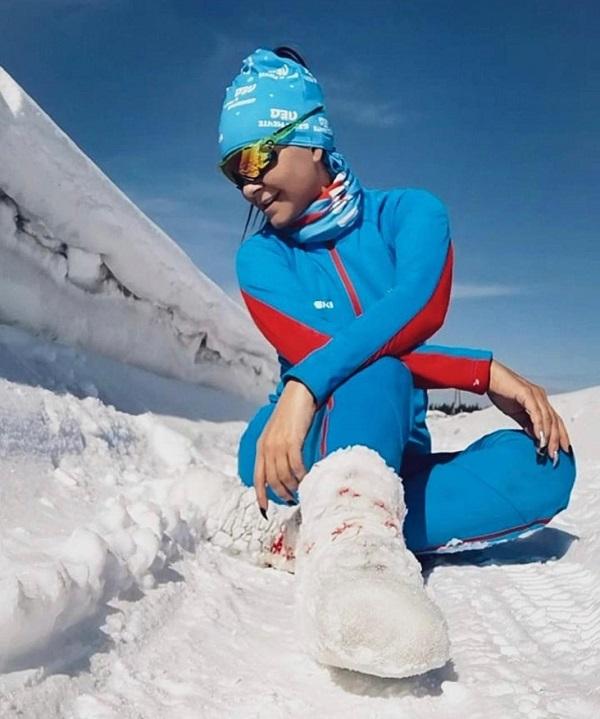 Финны устраивают фестивали по забегам в носках.