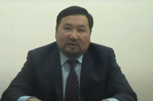 Временно исполняющий обязанности главы Республики Тыва Владислав Ховалыг.