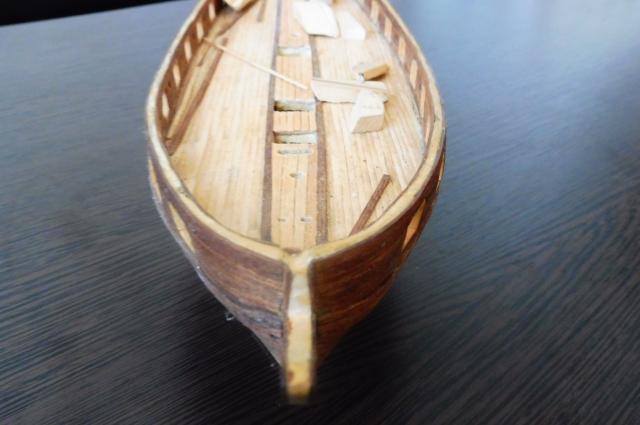 Создание модели одного корабля может затянуться на несколько месяцев, а иногда даже на год