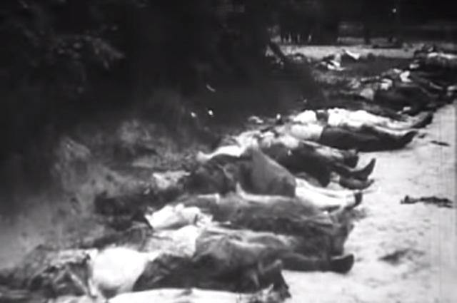 Жертвы Львовского погрома