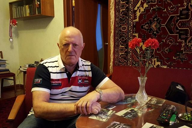Борис Малев, блокадник