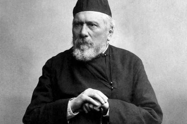 Лесков в 1892 году.