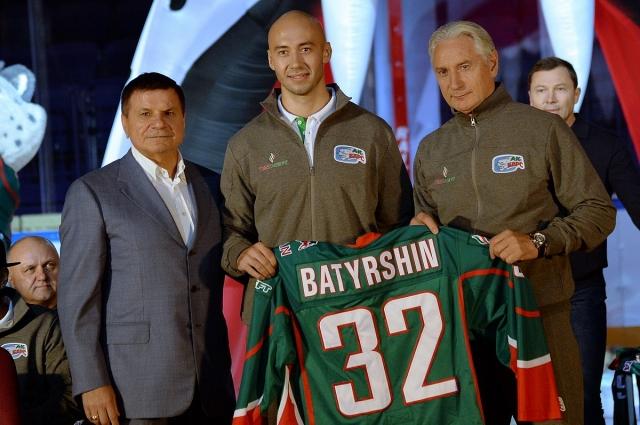 Рафаэль Батыршин.