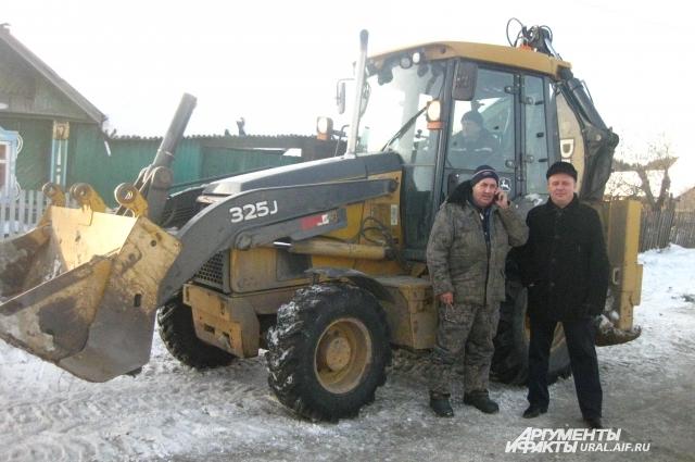 Благодаря неравнодушию и активной жизненной позиции Александра Заторского у жителей Курманки в недалёком будущем будет газ в домах.