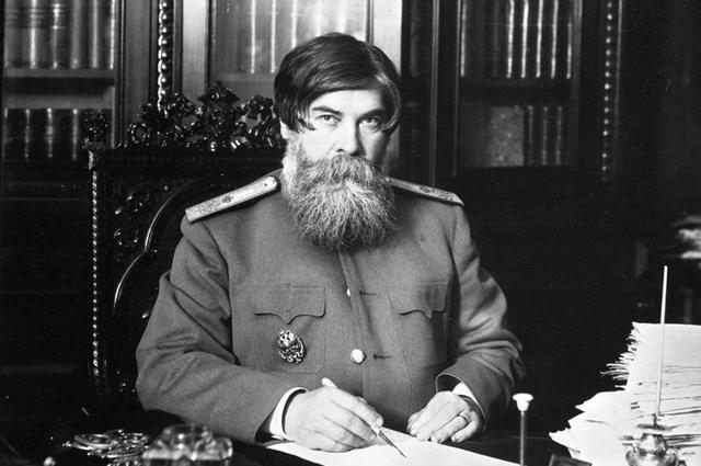 В. М. Бехтерев.