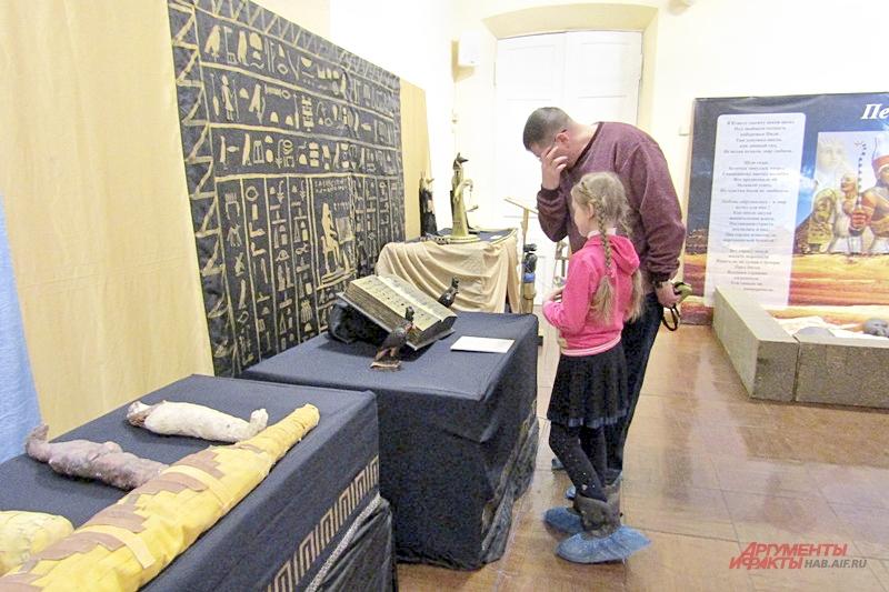 Древние египтяне к загробной жизни начинали готовиться едва ли не с рождения.