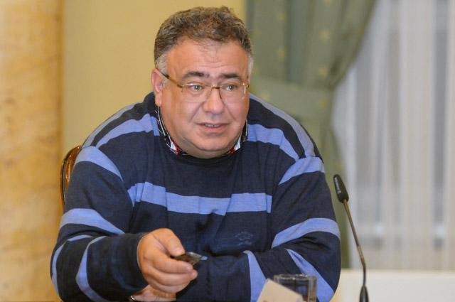Михаил Александрия.