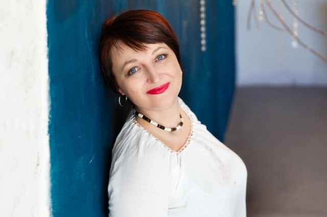 Ольга Абанцева - один из создателей благотворительного фонда.