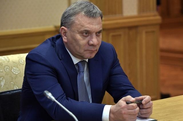 Заместитель министра обороны РФ Юрий Борисов.