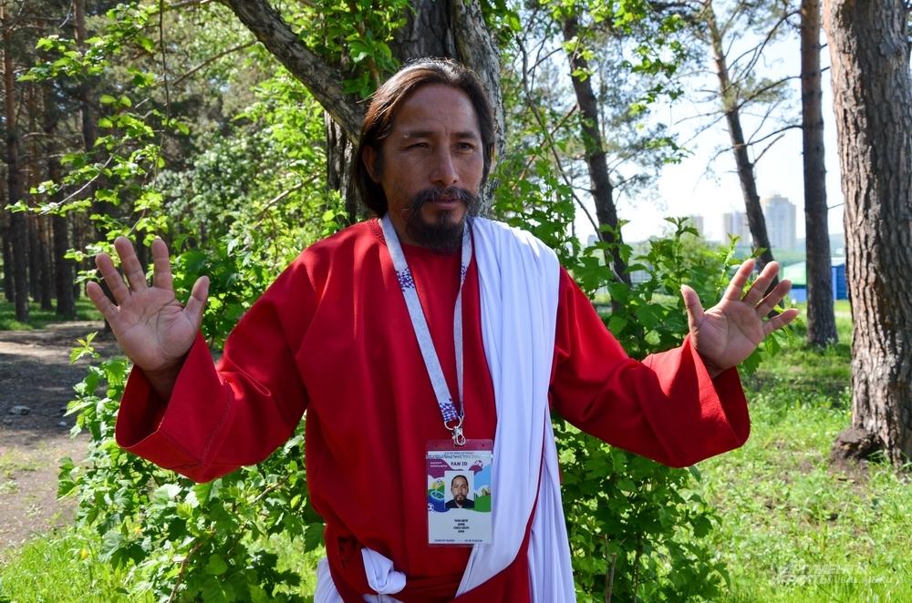 Болельщику из Перу Давиде Чауке собирали деньги на ЧМ в России.