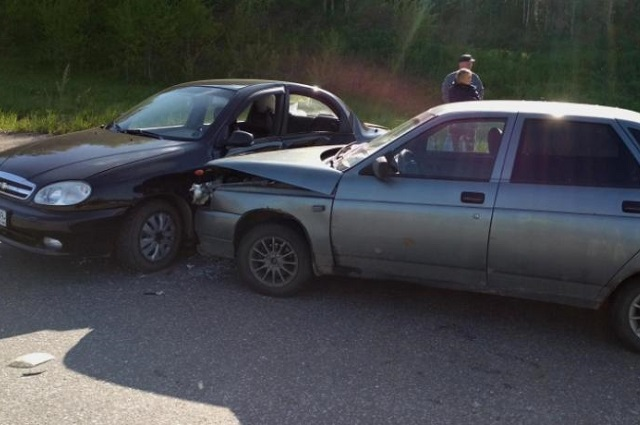Авария произошла рано утром 5 июня.