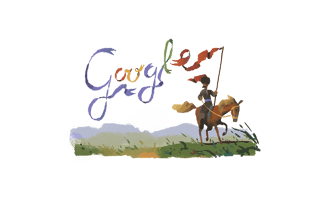 Google посвятил doodle Пантелеймону Кулишу