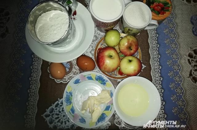 В рецепте кексов - простые ингредиенты, дающие превосходный результат.