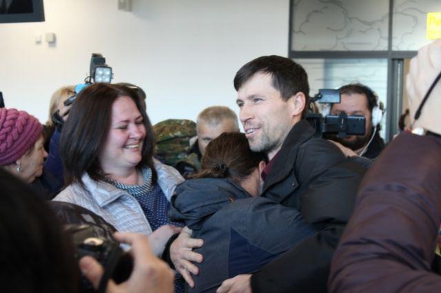 Возвращение в Хабаровск