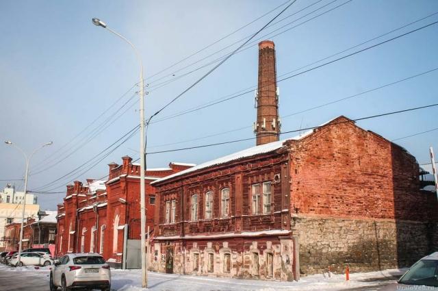 Электростанция в наши дни.