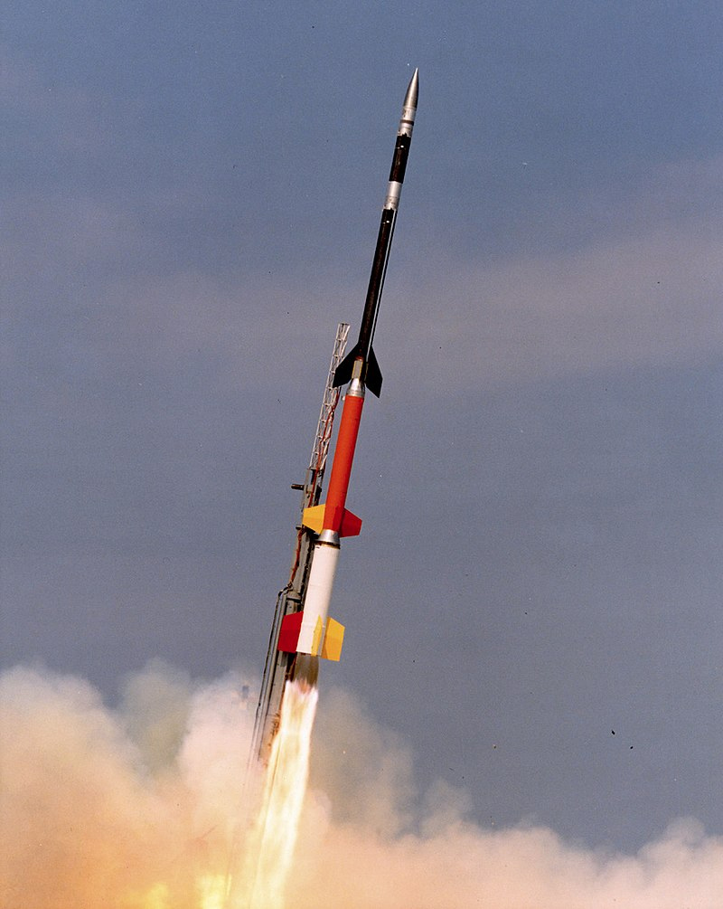 Метеорологическая ракета Black Brant XII.