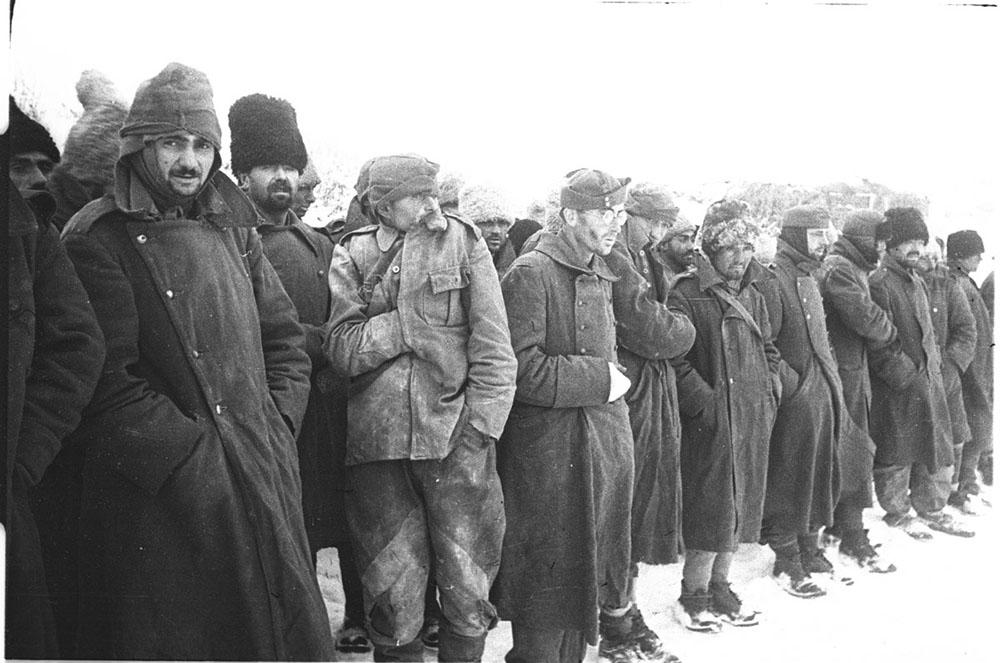 «Пленных немцев было жалко. Такой он, русский характер...»