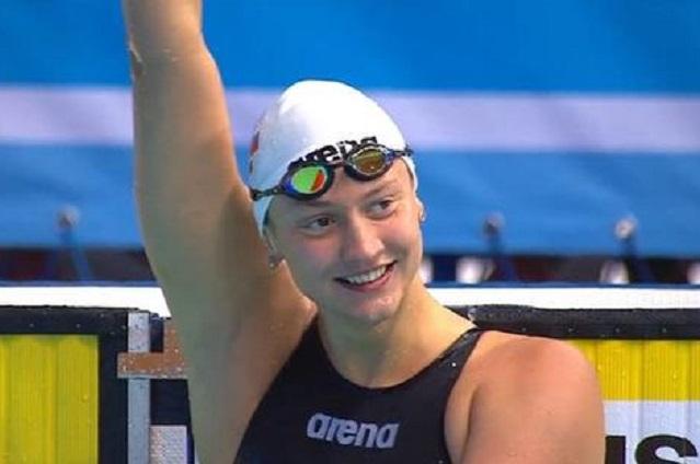 Первой из пензенских спортсменов в Рио выступит Виктория Андреева.