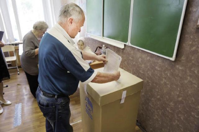 377 счётных участка работало в Прикамье.