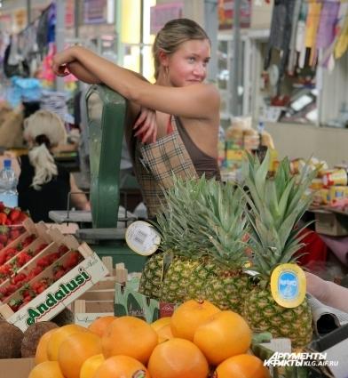 Экзотические фрукты подорожали и стали многим не по карману.