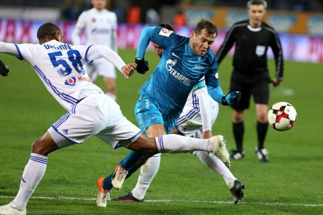 В матче «Зенита» с «Оренбургом», состоявшемся 24 октября, Кержаков вышел на поле впервые с 15 сентября.