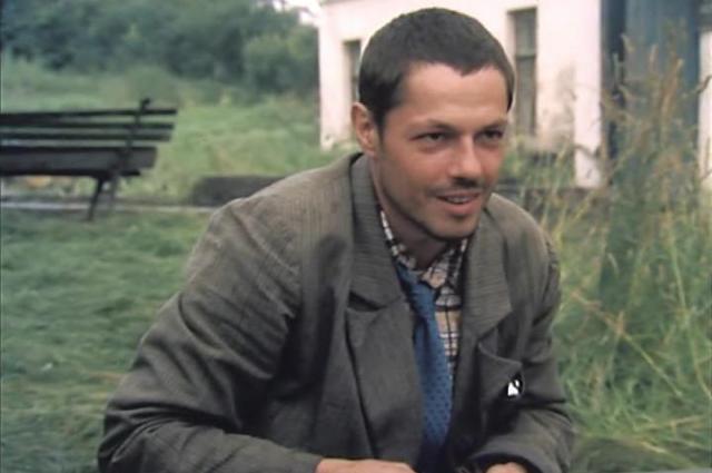 Главная роль в фильме-лауреате европейского кинофестиваля.