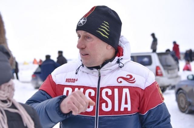 Виктор Гринкеви вдохновлен интересными гонками.