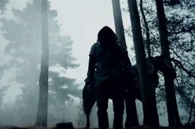 Кадр из сериала «Гоголь».