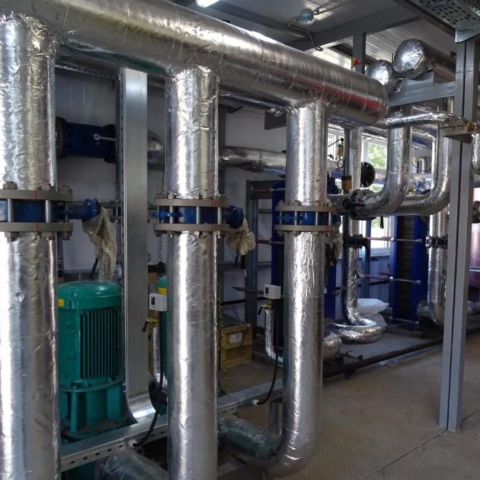 Проект модернизации коммунальных систем в сфере теплоснабжения реализуется в г. Котовске Тамбовской области.