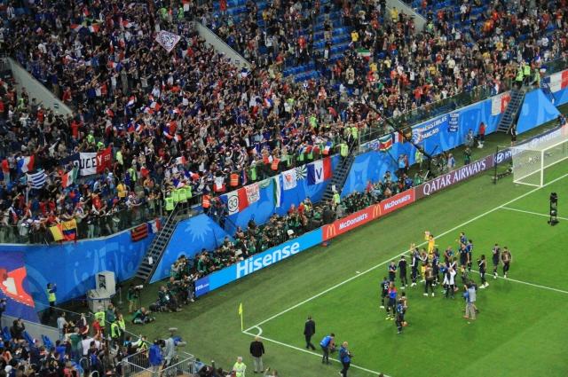 В финале сборная Франции - безусловный фаворит.