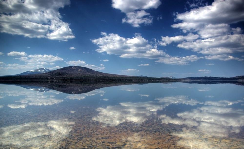 Озеро Зюраткуль.