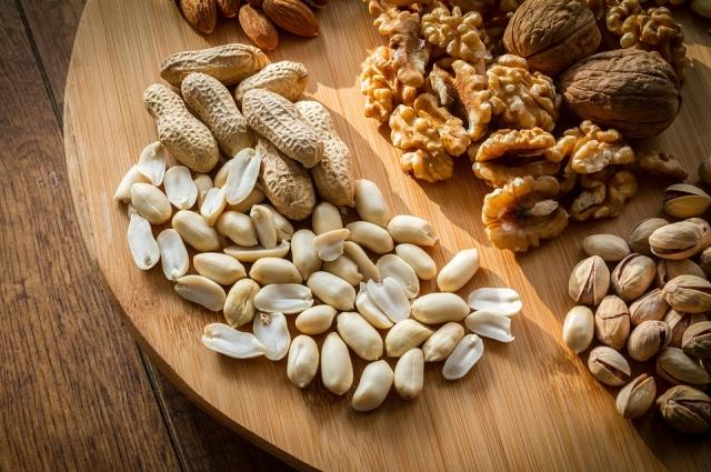 Если у вас аллергия на орехи, будьте внимательны при выборе продуктов питания!