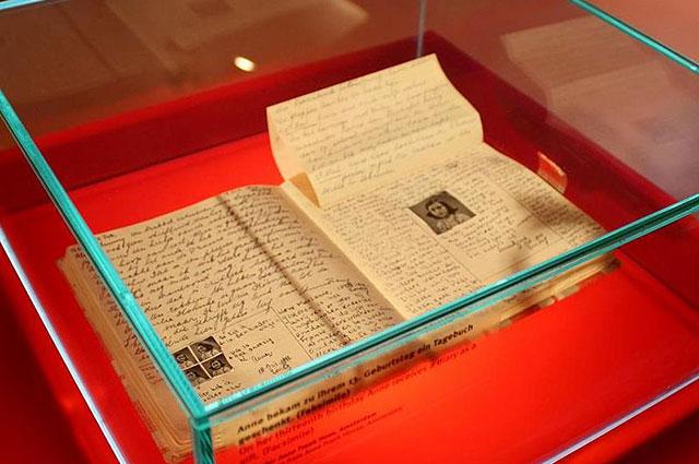Дневник Анны Франк.