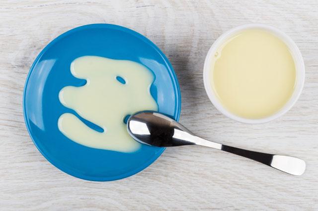 сгущенное молоко