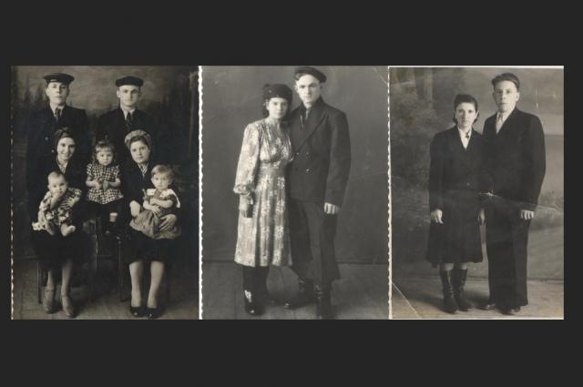 В семьях сестёр Пушкаревых мужья всегда были защитой и опорой.