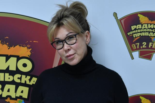 Юлия Норкина.