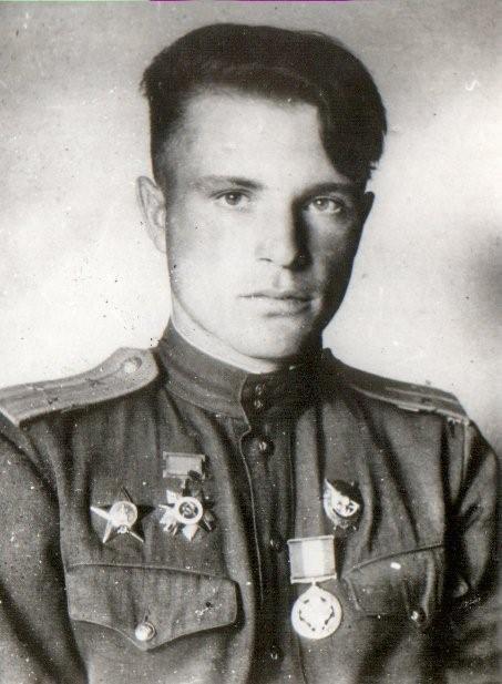 Герой Советского Союза Николай Васильевич Архангельский