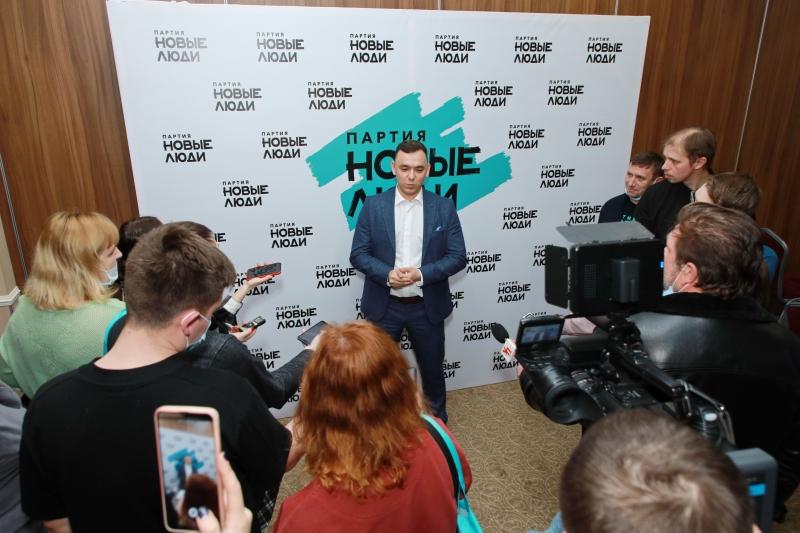 Руководитель регионального штаба партии «Новые люди» Руслан Давлятшин подвёл итоги конкурса и ответил на вопросы журналистов.
