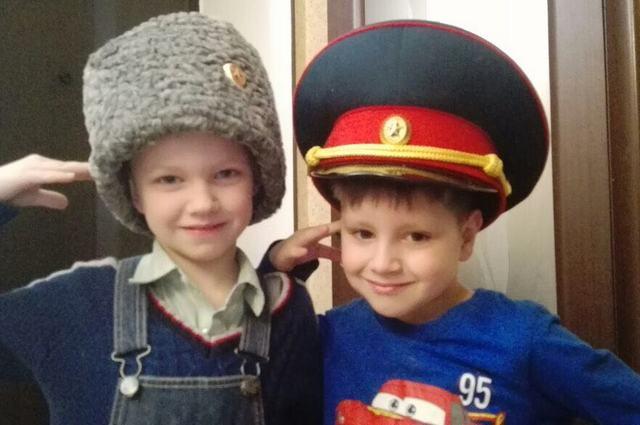 Ярослав и Дима - полные противоположности.