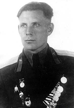 Пётр Долгов испытатель парашютной техники, полковник ВВС