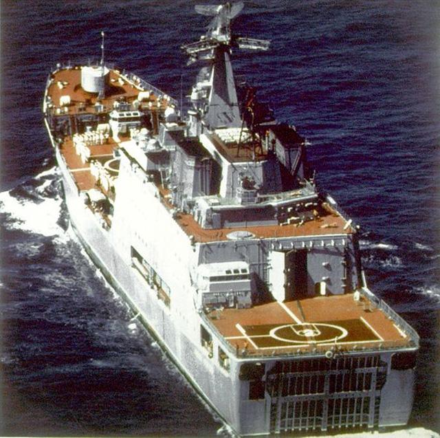 Большой десантный корабль Александр Николаев