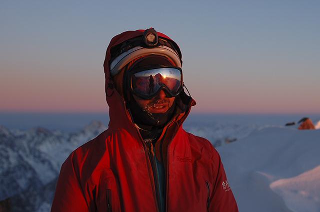 Совершив восхождение, альпинисты чувствуют, главным образом, усталость.