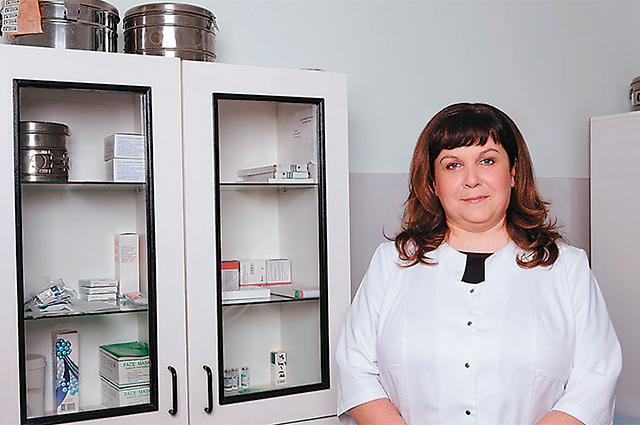 Юлия Андреева: «Интересные случаи? Нет уж, не хочу, чтобы дети серьёзно болели».