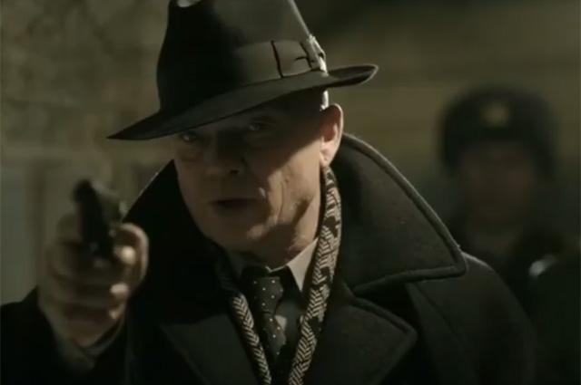 Кадр из сериала «Шакал».