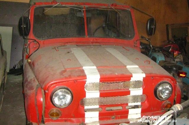 Михаил Марков готов проводить время около автомобилей день и ночь.