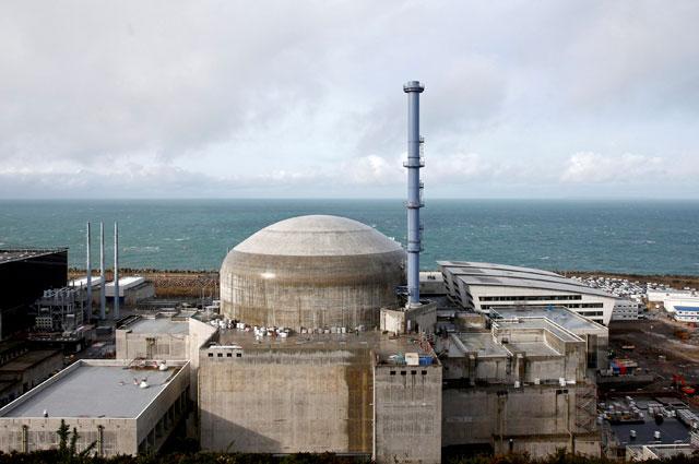 АЭС «Фламанвиль».