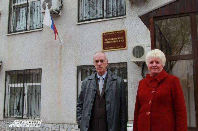Валентина Павлова и её адвокат уже проиграли два суда.