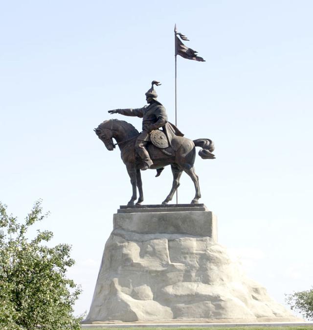 Памятник Ибрагиму I бен Мухаммеду